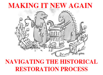 restore historical building